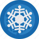 cold, season, snow, snowflake, weather, winter icon