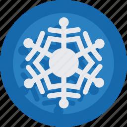 cold, season, snow, snowflake, weather, winter icon