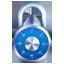 lock, padlock, private icon