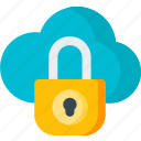 cloud, cloudy, computing, data, database, server, storage icon