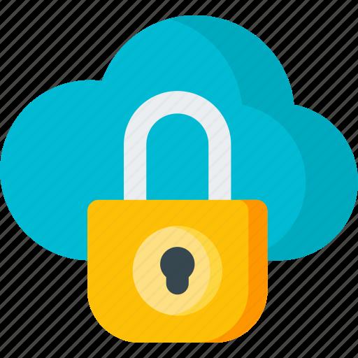 cloud, cloudy, computing, data, database, server, storage icon