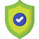 insurance, locked, protect, protection, safety, security, shield icon