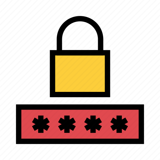 Lock, password, protection, safety, security icon - Download on Iconfinder