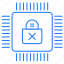 circuit, ic, processor icon