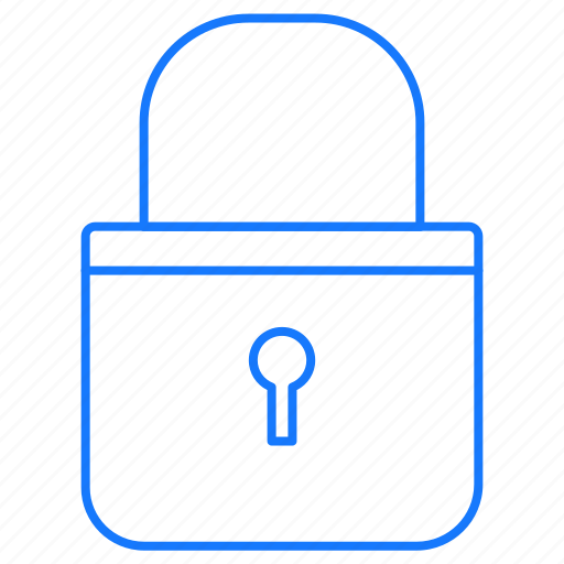 lock, locked, secure icon