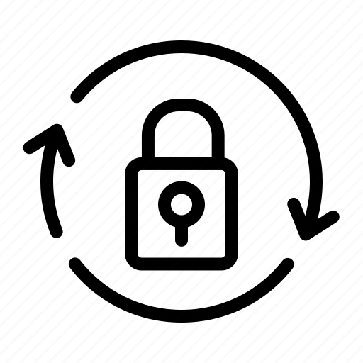 Defender, lock, pad lock, protection, security icon - Download on Iconfinder