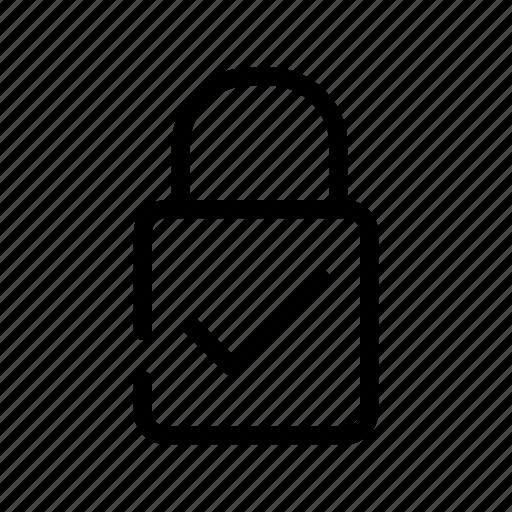 defender, lock, open, protection, security, unlock icon