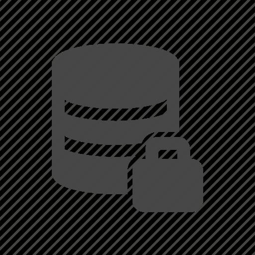 lock, security, server icon