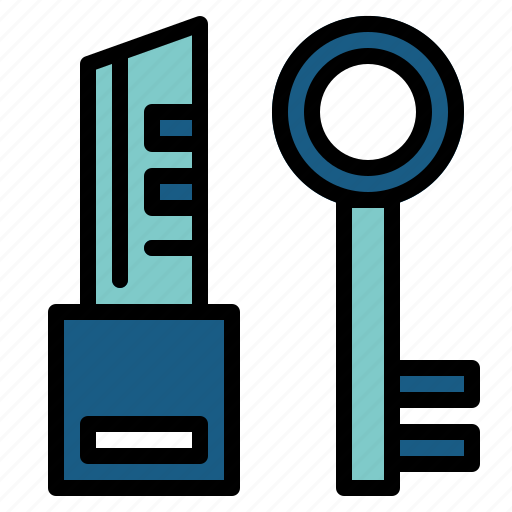 access, key, pass, passkey, password icon