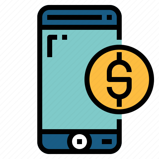 banking, mobile, mobile banking, smartphone icon