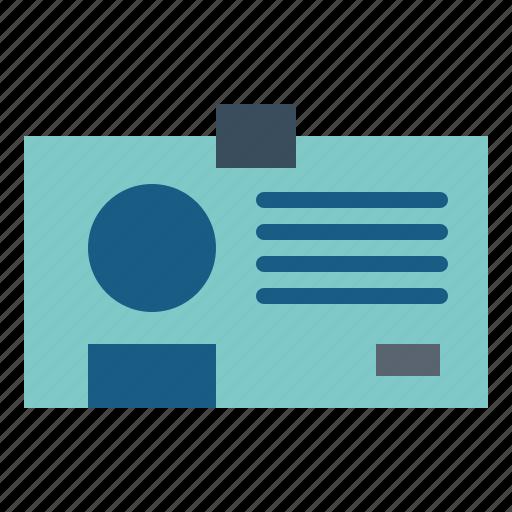 accreditation, badge, id card, identification, identity icon