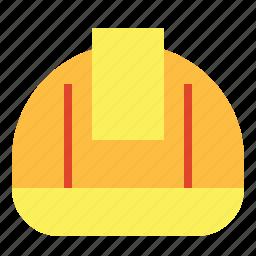 construction, equipment, helmet, safe, security icon