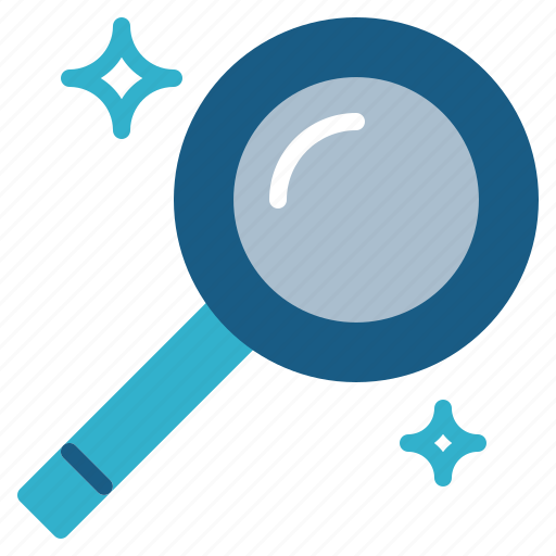 Detective, glass, magnifier, magnifying, search, searching, zoom icon - Download on Iconfinder