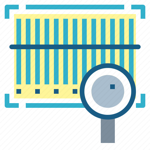 barcode, code, commerce, product, scan icon