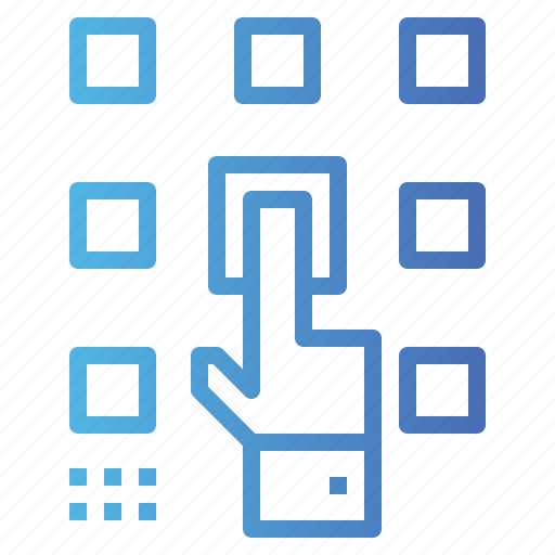 buttons, code, keylocks, lock, number, security icon