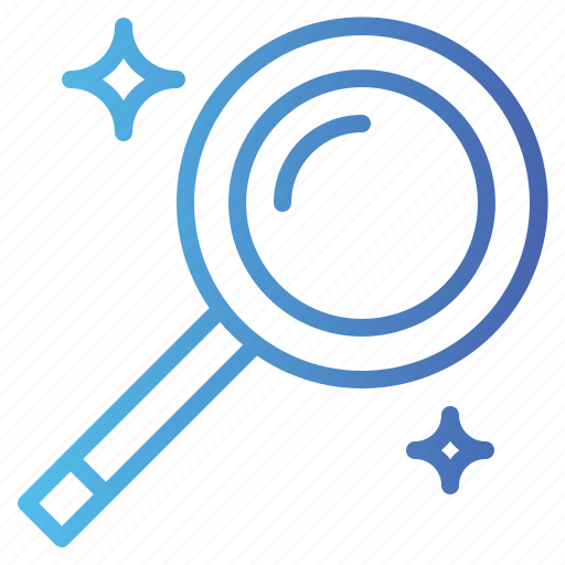 detective, glass, magnifier, magnifying, search, searching, zoom icon