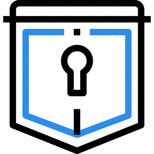 lock, padlock, protect, secure, security icon