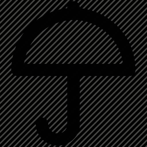 insurance, parasol, protection, sunshade, umbrella icon