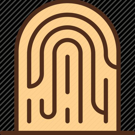 Fingerprint, scan, security, sensor icon - Download on Iconfinder