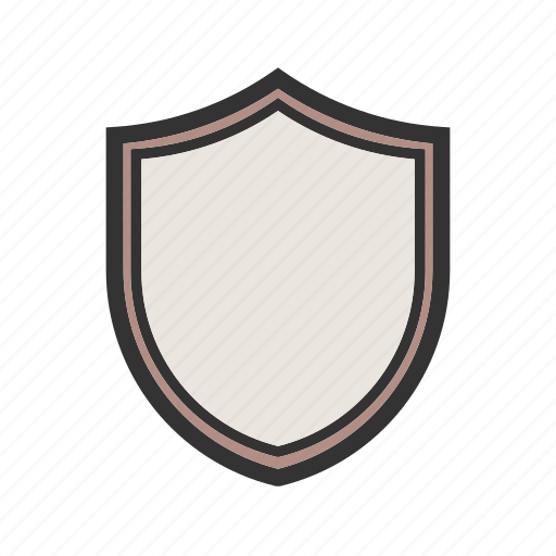 badge, frame, protection, security, shield, sign icon