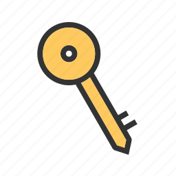 door, house, key, keys, lock, unlock icon