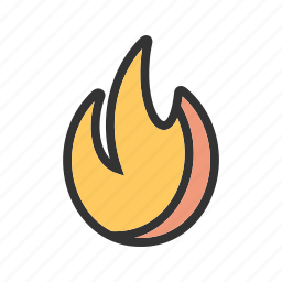 emergency, fire, fireman, rescue, safety, security icon
