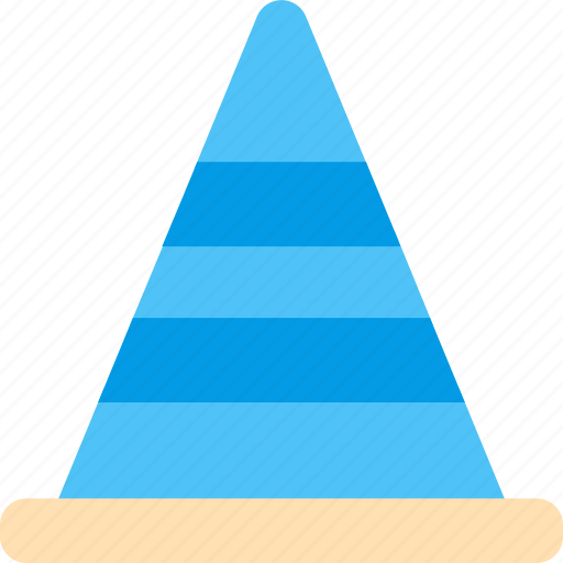 cone, line, police, safe, security, traffic icon