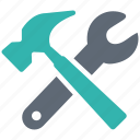 construction, design, equipment, tool, tools, web icon