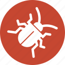bug, insect, trojan, tick, danger, safety, nature