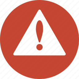 alarm, alert, attention, clock, danger, error, warning icon