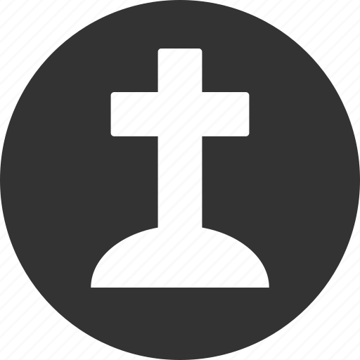 cemetery, dead, death, grave, rip, tomb stone, tombstone icon
