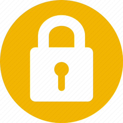 lock, locked, password, private, protection, safety, security icon