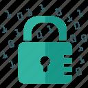 encryption, security icon
