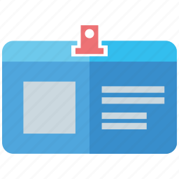 card, id, security icon