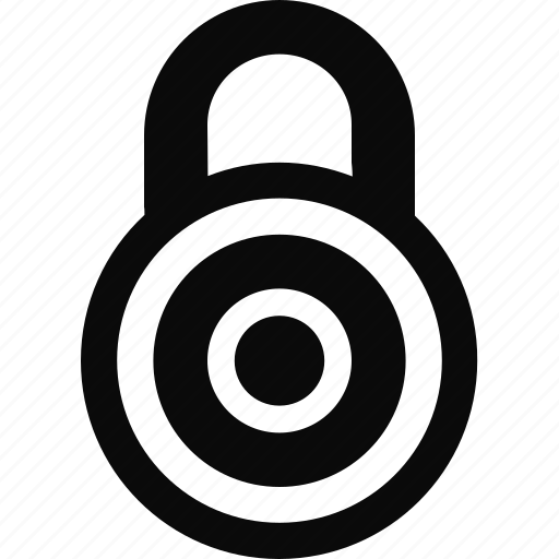 Lock, locked, privacy, security icon - Download on Iconfinder