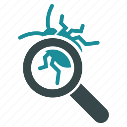 antivirus, bug, debug, debugger, debugging, report, security icon