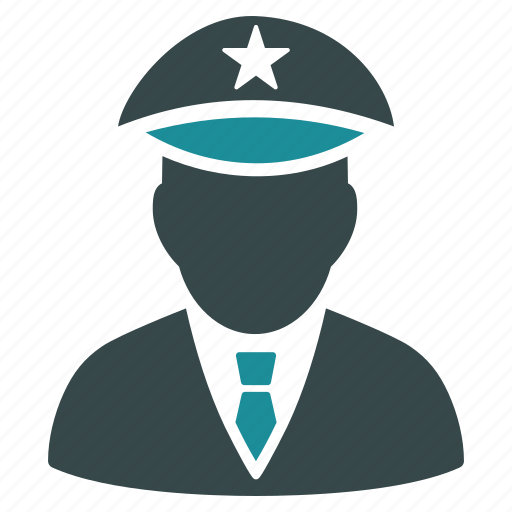 constable, guard, military, police officer, policeman, security, soldier icon