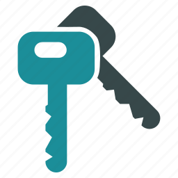 access keys, open lock, password, safety, secure, security, unlock icon