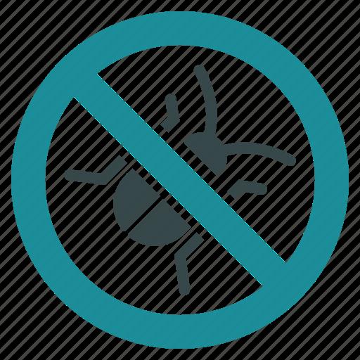 antivirus, bug, debug, debugger, debugging, protection, security icon