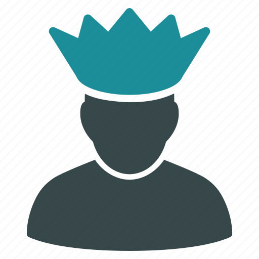 admin, administrator, chat, crown, forum, moderate, moderator icon