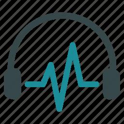 audio, hear, hearing, listen, news, sound, voice icon
