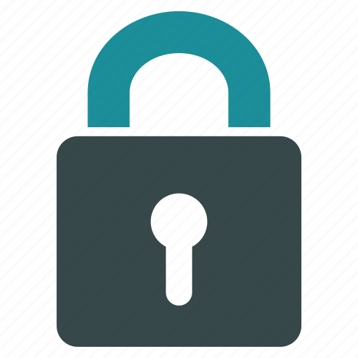lock, locked, password, private, protection, safety, secure icon
