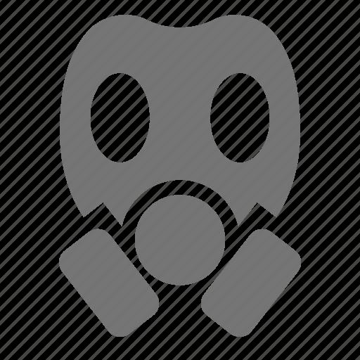gas mask, mask icon