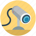 cc camera, cctv, security camera, security video camera, surveillance, video camera icon