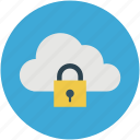 cloud computing, cloud computing safety, cloud network safety, safe network, secure network icon
