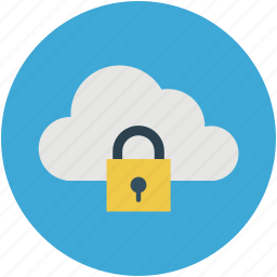 cloud computing, cloud computing safety, cloud network safety, safe network, secure network icon