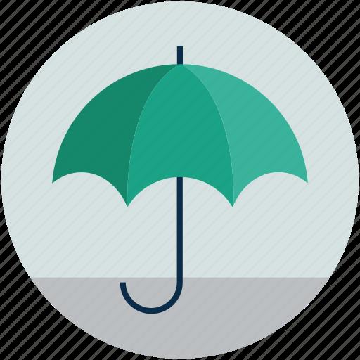 parasol, protection, safety concept, shade, sunshade, umbrella icon