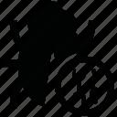 bug, encryption, firewall, fixed, guard, shield icon