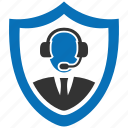 encryption, firewall, guard, security, services, shield icon