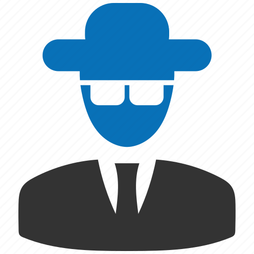 encryption, firewall, guard, hat, shield, white icon